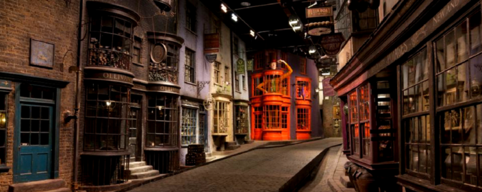 London mit Harry Potter™ Studio Tour