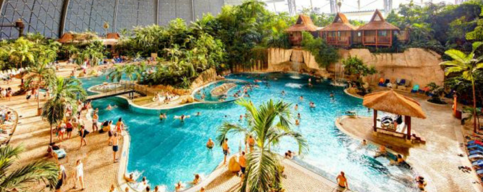 Tropical Islands in den Sommerferien