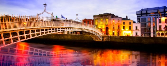 Dublin-Bridge