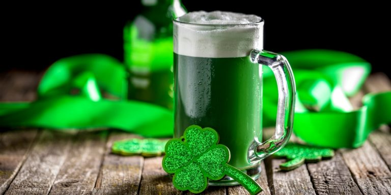 St. Patrick's Day in Irland