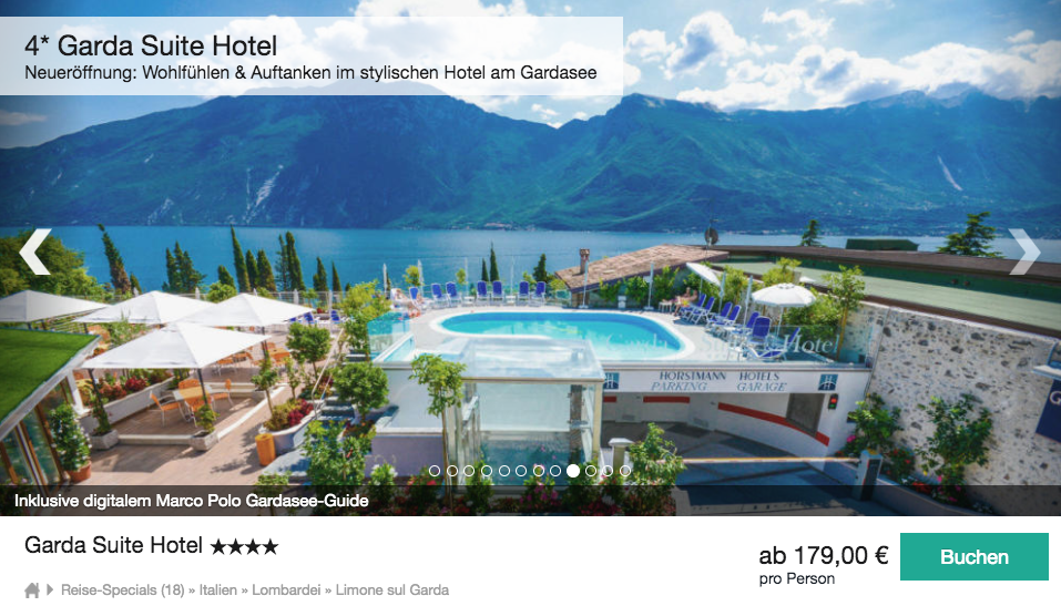 hotel am gardasee