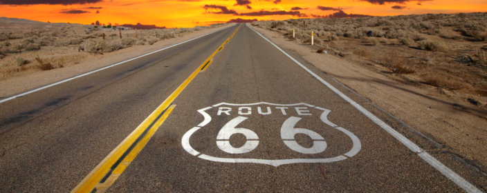 USA Westcoast mit Route 66