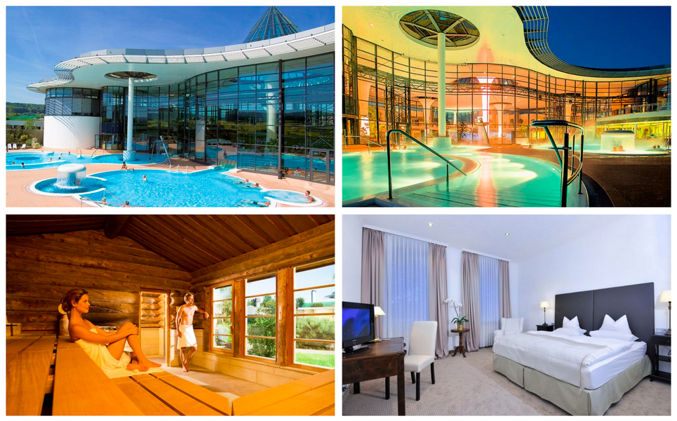 Wellness In Bad Kissingen Kisssalis Therme 3 Tage Inkl