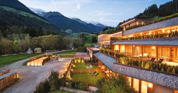 Luxus Lodge in Tirol