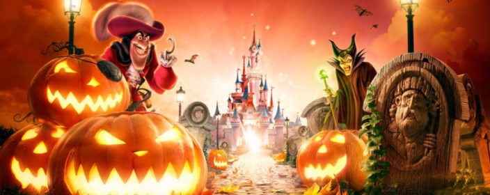 Halloween im Disneyland® Paris