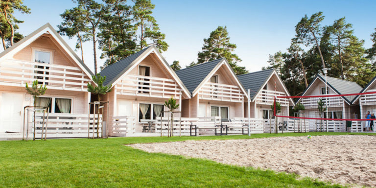 Ostsee Glamping in Polen