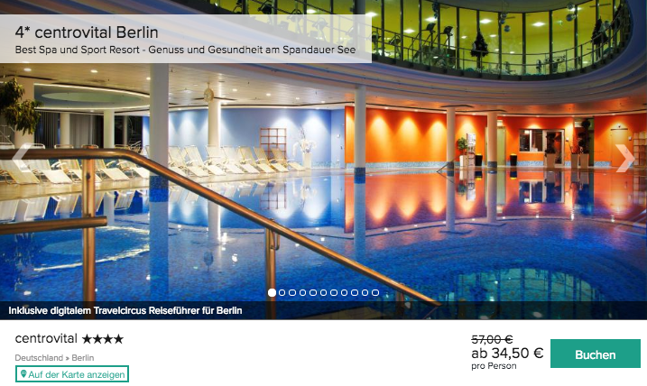 Wellness in Berlin