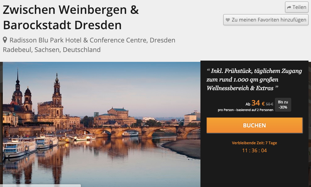 Wellness in Dresden