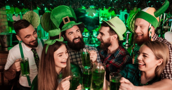 St. Patrick's Day: Irland Flüge